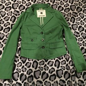 Green Jacket-Daughters of the Liberation- Anthro